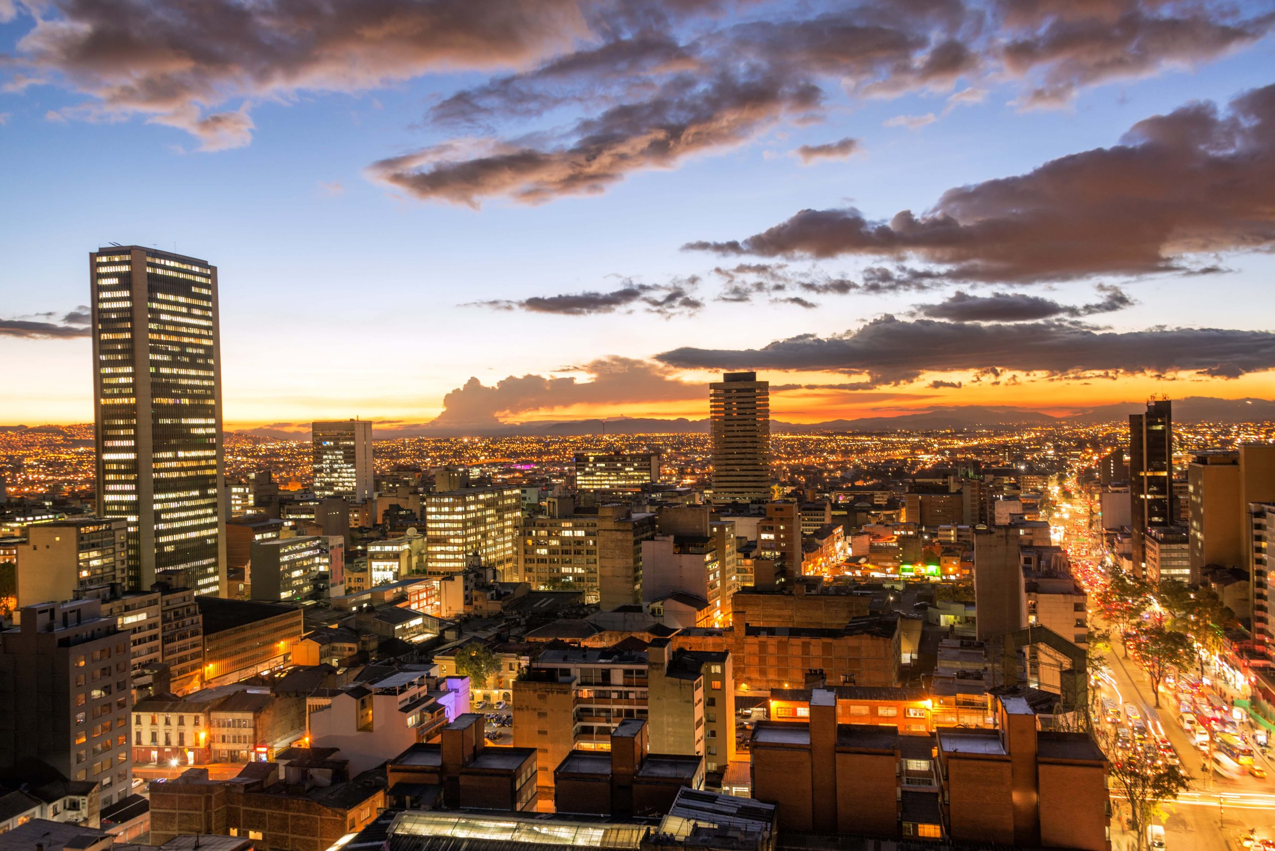 Colombia's capital city eyes for the success of Hub Blockchain Bogota