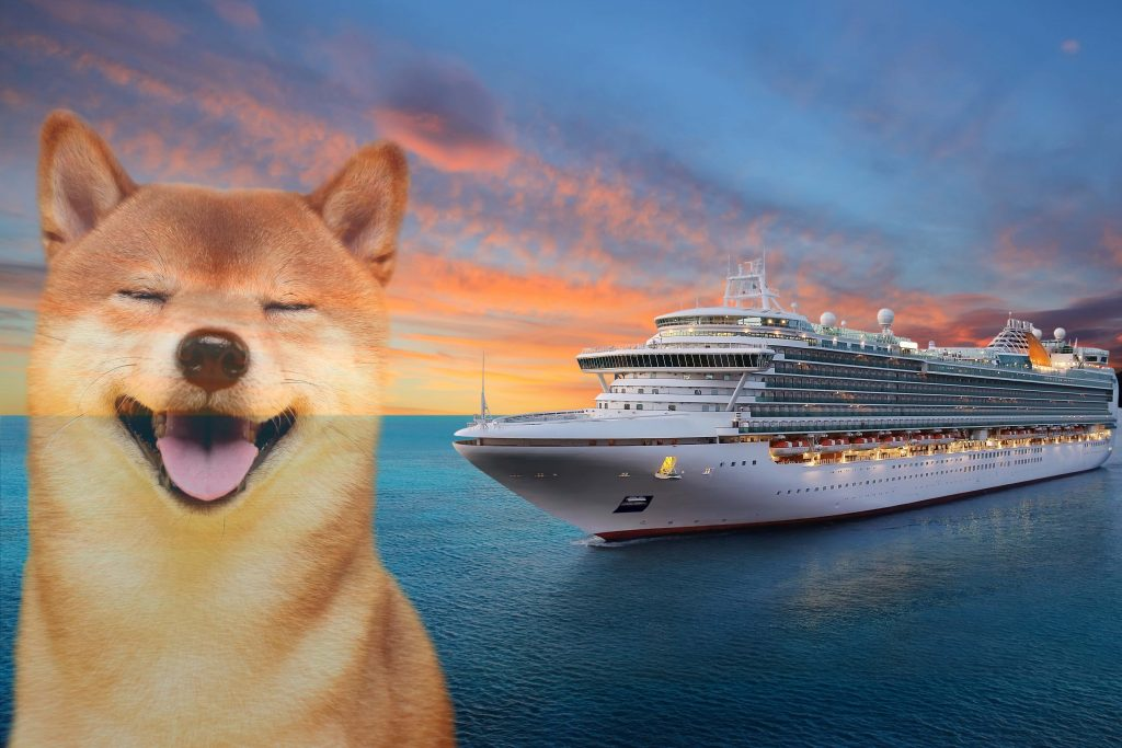 To the Moon Cruise: The first Dogecoin Cruise will sail in 2022
