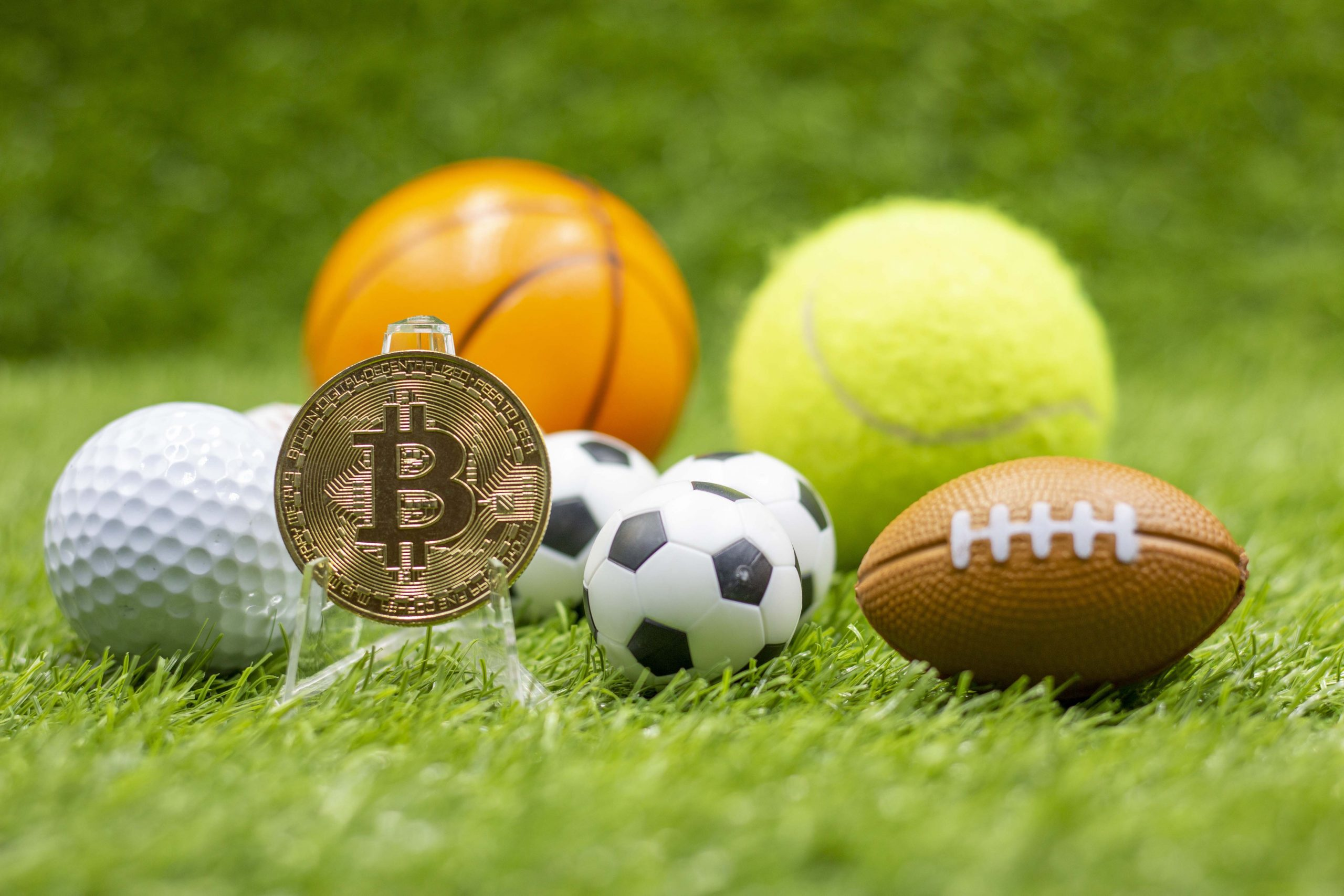 Sports Industry Embracing Crypto