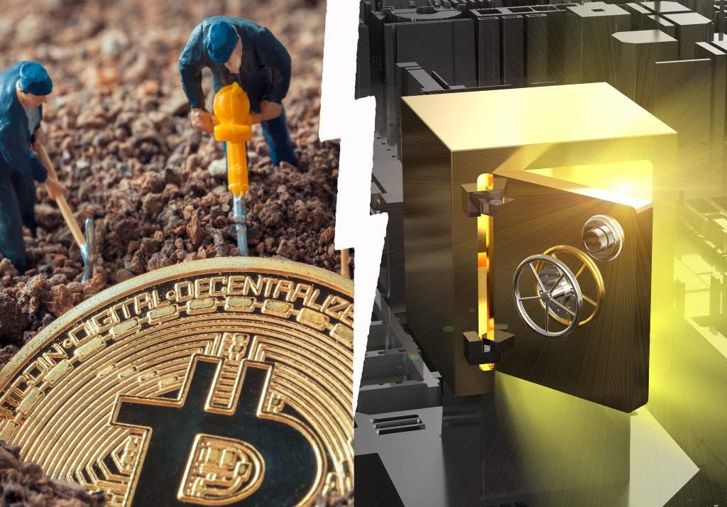 Staking vs. Mining: Unleashing the advantages of staking