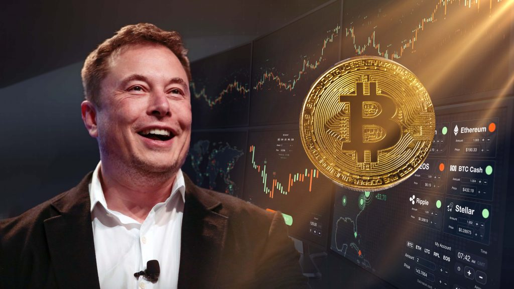 """Elon Musk reclaims his spotlight in the crypto space after """"The ₿ Word"""""""
