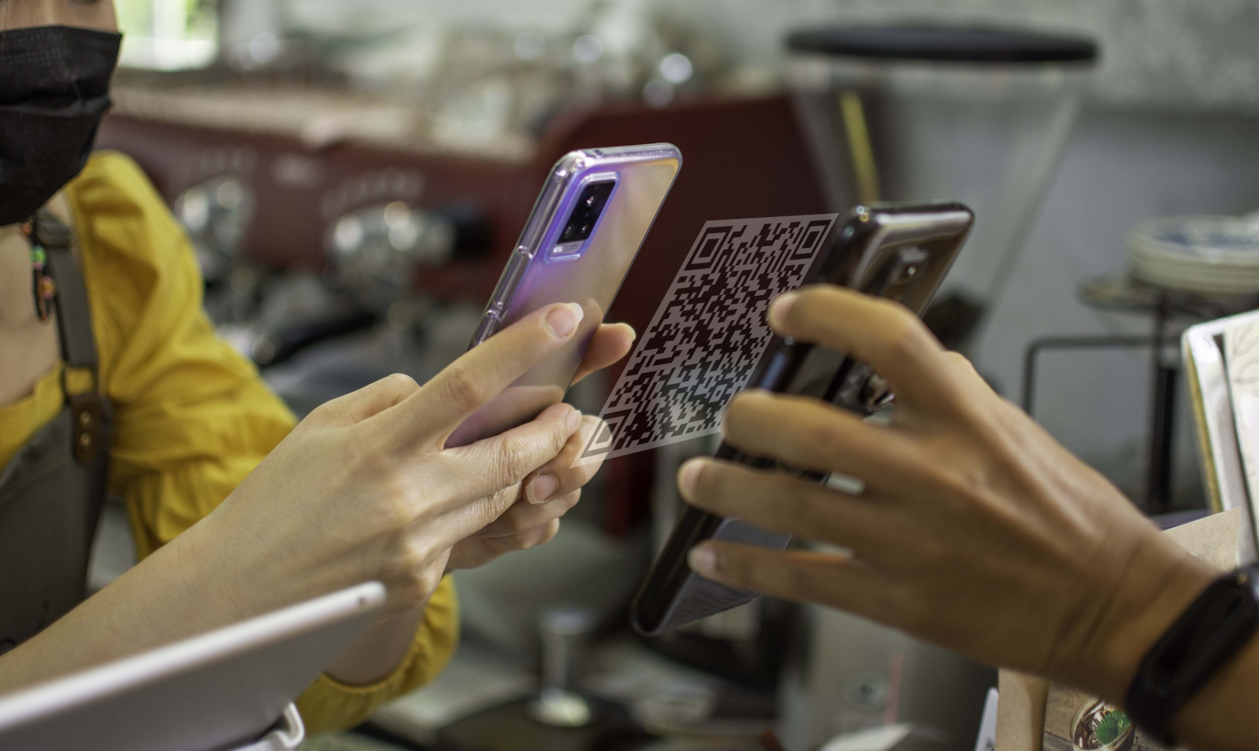 Qr codes and NFTs to spike the Future of Payments