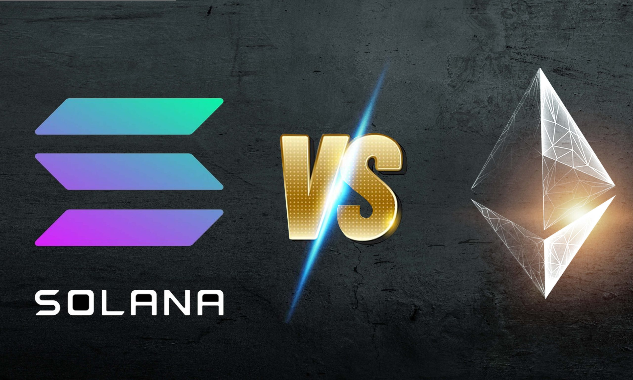 Solana vs. Ethereum: Reason why the rivalry begins