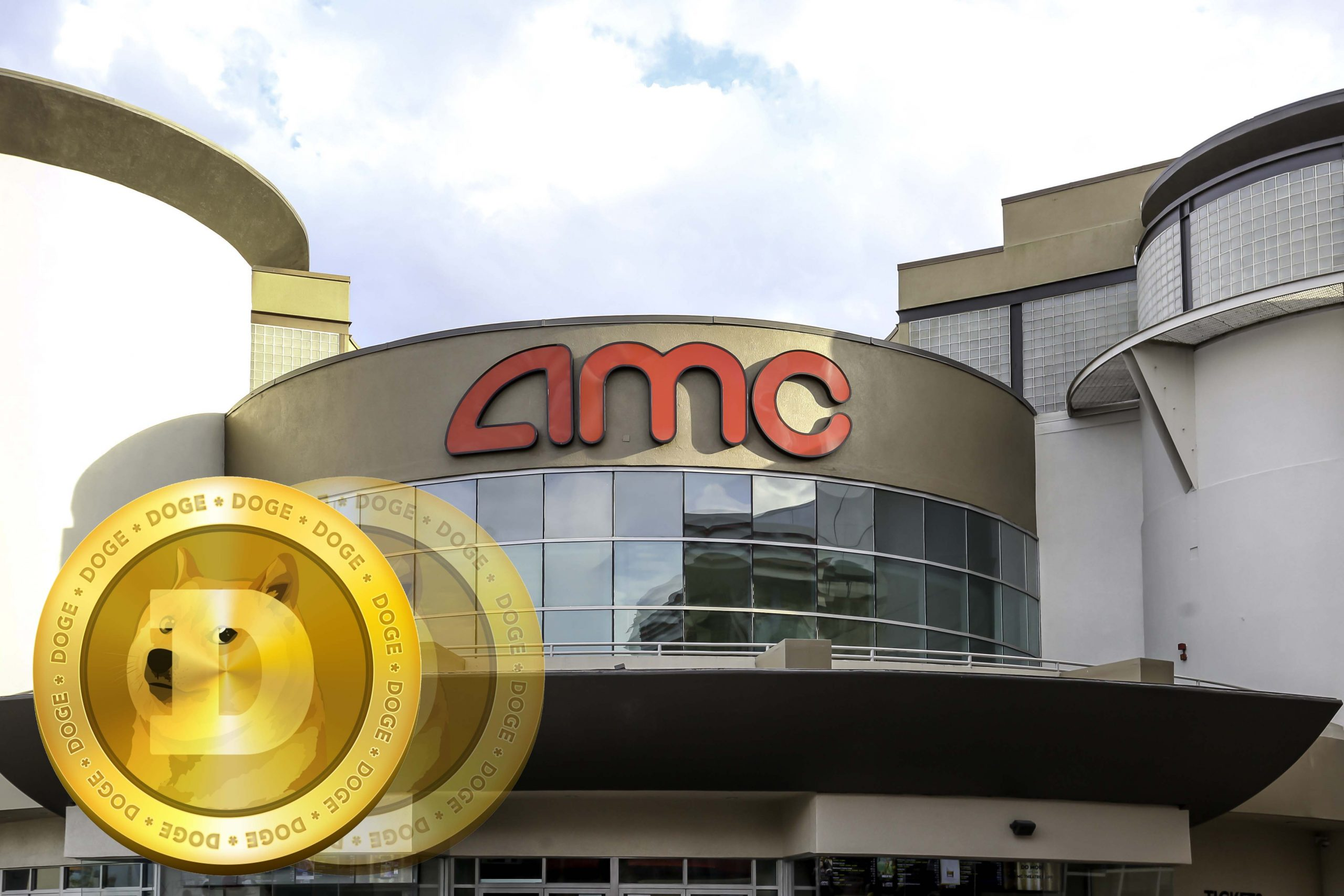 AMC to accept Dogecoin as payment option