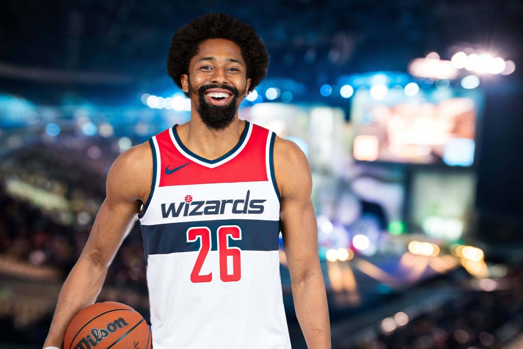 Spencer Dinwiddie's plan to pay $12 million for a Wizards cryptocurrency jersey patch