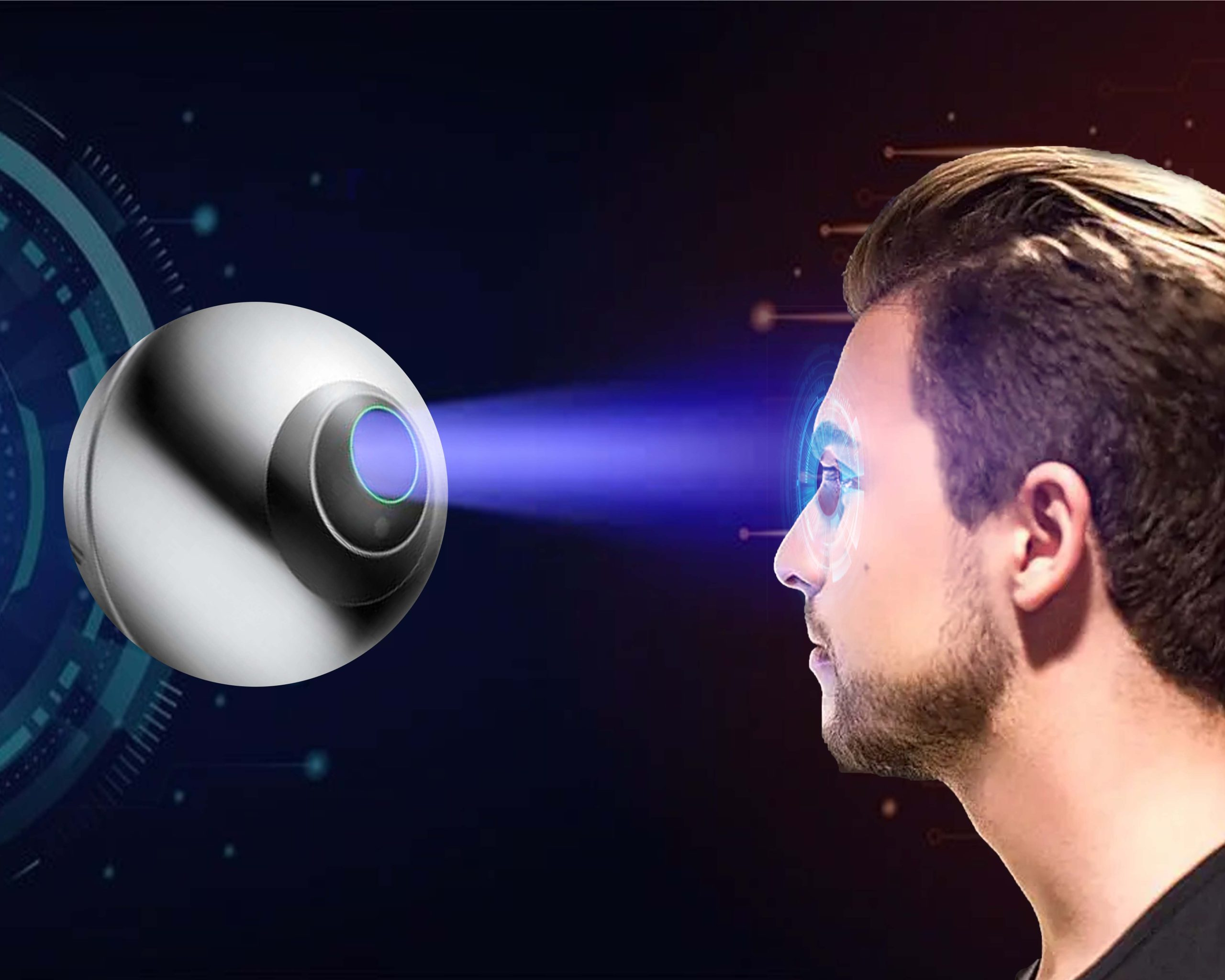 Worldcoin: Orb-shaped devices as iris recognition scanners, plus free cryptocurrency