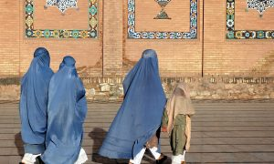 Afghan women utilize cryptocurrency to survive and flee from the turmoil