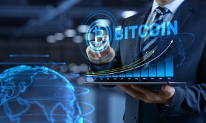 Bitcoin climbs above $55,000; NFT trading volume soars $10.7B in Q3