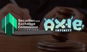 Axie Infinity faces scrutiny as unlicensed play-to-earn game in the Philippines, SEC reveals