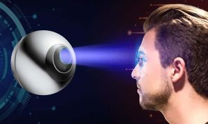 Worldcoin: Orb-shaped devices as iris recognition scanners